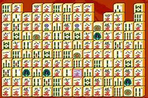 Mahjong Connect 4