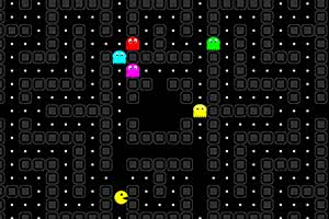 PACMAN ADVANCED 2 - FREE ONLINE GAME